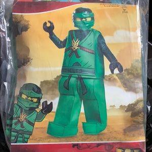 Kids' Lego Ninjago Lloyd Legacy Costume